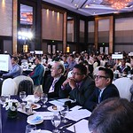 Participants at the USAID/SURGE Conference on Sustainable Land Governance, Manila, February 2017.